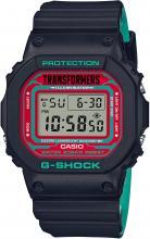 CASIO G-SHOCK Transformer Collaboration Model DW-5600TF19-SET Men  S