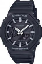 CASIO G-SHOCK Carbon Core Guard GA-2100-1AJF Men's Black